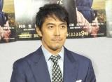 高倉健さん主演映画リメイク出演に「なぜ、僕なんだろう」と話した阿部寛 (C)ORICON NewS inc.