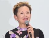 映画『男はつらいよ 50 おかえり、寅さん』の制作発表記者会見に出席した夏木マリ (C)ORICON NewS inc.