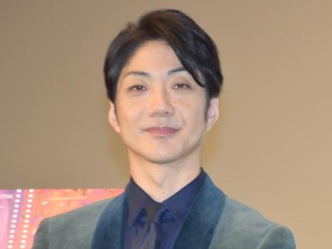東京五輪開閉会式の演出について話した野村萬斎 (C)ORICON NewS inc.