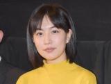 大物女優の風格をあらわす木竜麻生  (C)ORICON NewS inc.