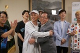 "『Uta-Tube DA PUMPスペシャル in 名古屋大学』NHK・BSプレミアムで11月5日放送。名古屋大学の学生たちと「U.S.A.」を""踊ってみた動画""を制作する企画に、松尾清一総長も参加(C)NHK"