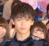 映画『走れ! T校バスケット部』の公開直前イベントに参加した竹内涼真 (C)ORICON NewS inc.