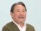 映画『男はつらいよ 50 おかえり、寅さん』の制作発表記者会見に出席した前田吟 (C)ORICON NewS inc.