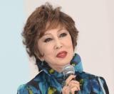 映画『男はつらいよ 50 おかえり、寅さん』の制作発表記者会見に出席した浅丘ルリ子 (C)ORICON NewS inc.