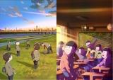 劇場版『えいがのおそ松さん』ティザービジュアル2種類 (C)赤塚不二夫/えいがのおそ松さん製作委員会 2019