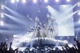 新体制でワールドツアーを終えたBABYMETAL Photo by Tsukasa Miyoshi (Showcase)