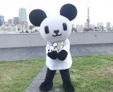 東京・六本木にあるテレビ朝日の屋上で撮影(C)テレビ朝日