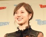 『日経トレンディ』が選ぶ「2018年のヒット人」の発表会に出席した白石麻衣 (C)ORICON NewS inc.