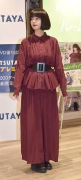 ドラマ『ルームロンダリング』スペシャルトークショーに出席した池田エライザ (C)ORICON NewS inc.