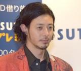 ドラマ『ルームロンダリング』スペシャルトークショーに出席したオダギリジョー (C)ORICON NewS inc.