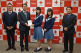 STU48「豪雨災害義援金」寄付