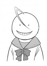 松井優征氏からの描き下ろしイラスト (C)松井優征/集英社