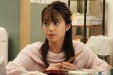 月9ドラマ『SUITS/スーツ』のSNS生配信に登場する今田美桜 (C)フジテレビ