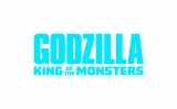 映画『GODZILLA KING OF THE MONSTERS』タイトルロゴ(C)2019 Legendary and Warner Bros. Pictures. All Rights Reserved