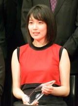 第31回東京国際映画祭』(TIFF)のクロージングセレモニーに出席した木竜麻生 (C)ORICON NewS inc.