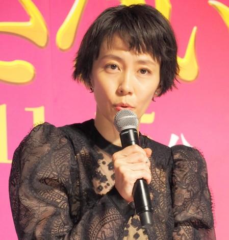 新土曜ナイトドラマ『あなたには渡さない』の第1話試写会イベントに出席した木村佳乃 (C)ORICON NewS inc.