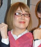舞台『キャッシュ・オン・デリバリー』ゲネプロ後囲み取材に出席した原扶貴子 (C)ORICON NewS inc.