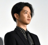 映画『スマホを落としただけなのに』初日舞台あいさつに登壇した千葉雄大 (C)ORICON NewS inc.
