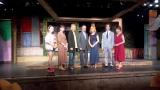 (左から)はらみか、杉本有美、寺田農、べロー大使、冴木杏奈、バビーノ公使、風祭ゆき