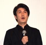 オムニバス映画『十年 Ten Years Japan』の初日舞台あいさつに出席した木下雄介監督 (C)ORICON NewS inc.