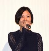 オムニバス映画『十年 Ten Years Japan』の初日舞台あいさつに出席した津野愛監督 (C)ORICON NewS inc.
