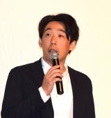 オムニバス映画『十年 Ten Years Japan』の初日舞台あいさつに出席した石川慶監督 (C)ORICON NewS inc.
