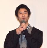 オムニバス映画『十年 Ten Years Japan』の初日舞台あいさつに出席した前田旺志郎 (C)ORICON NewS inc.