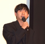 オムニバス映画『十年 Ten Years Japan』の初日舞台あいさつに出席した太賀 (C)ORICON NewS inc.