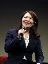 平昌2018冬季オリンピックに日本代表として参加した、女子アイスホッケーの中村亜実選手 (C)ORICON NewS inc.