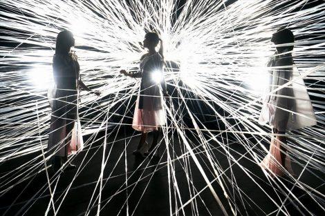 画像・写真   乃木坂46やPerfumeのライブを8Kで収録 NHK・BS8Kで