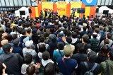 TBSラジオ平日昼の帯番組『たまむすび』公開収録の模様