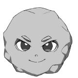 スプーディオ22世=アニメ『Dimensionハイスクール』キャラクタービジュアル (C)Dimensionハイスクール製作委員会