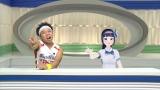 バーチャルYouTuber・富士葵がキャスターとしてテレビ東京のニューススタジオに降臨=『コレでアナタも人生終了〜たったコレだけで!?まさかのイマドキトラブル〜』(11月5日・12日深夜放送)(C)テレビ東京