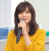 ドラマ『トクサツガガガ』取材会に出席した倉科カナ (C)ORICON NewS inc.