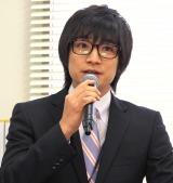 ドラマ『トクサツガガガ』取材会に出席した本田剛文 (C)ORICON NewS inc.