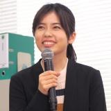 ドラマ『トクサツガガガ』取材会に出席した小芝風花 (C)ORICON NewS inc.