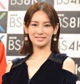 8K番組出演で戦々恐々としていた北川景子=NHK『いよいよスタート!BS4K BS8K 開局SP』出演取材会 (C)ORICON NewS inc.