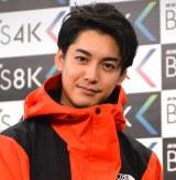 NHK『いよいよスタート!BS4K BS8K 開局SP』出演取材会に出席した大野拓朗 (C)ORICON NewS inc.