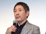 映画『夜明け』の完成披露舞台あいさつに出席した小林薫 (C)ORICON NewS inc.