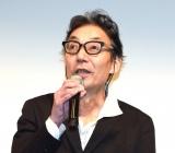 映画『夜明け』の完成披露舞台あいさつに出席した鈴木常吉 (C)ORICON NewS inc.