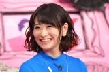 6日放送の『有田哲平の夢なら醒めないで』もっと知ってよ!ミュージカル女優SPに出演する唯月ふうか(C)TBS