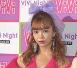 『ViVi Night in TOKYO 2018 HALLOWEEN PARTY』の開演前囲み取材に出席した藤田ニコル (C)ORICON NewS inc.