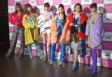 『ViVi Night in TOKYO 2018 HALLOWEEN PARTY』の開演前囲み取材に出席した(左から)藤田ニコル、八木アリサ、トリンドル玲奈、河北麻友子、玉城ティナ、emma (C)ORICON NewS inc.
