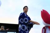 競泳北京五輪銅メダリストの宮下純一氏も参加(Photo by Tokyo 2020)