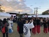 大阪市の天王寺公園で行われた『東京2020応援プログラムOSAKAスポーツパーク2018 in てんしば』の模様(Photo by Tokyo 2020)