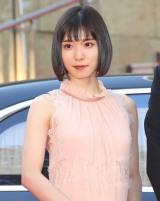 『第31回東京国際映画祭』オープニングイベントのレッドカーペットに登場した松岡茉優 (C)ORICON NewS inc.
