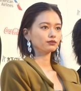 『第31回東京国際映画祭』オープニングイベントのレッドカーペットに登場した山本舞香 (C)ORICON NewS inc.
