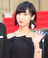 『第31回東京国際映画祭』オープニングイベントのレッドカーペットに登場した佐倉綾音 (C)ORICON NewS inc.
