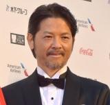 『第31回東京国際映画祭』オープニングイベントのレッドカーペットに登場した緒形直人 (C)ORICON NewS inc.