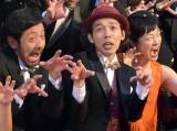 『第31回東京国際映画祭』オープニングイベントのレッドカーペットに登場した『カメラを止めるな!』キャスト (C)ORICON NewS inc.